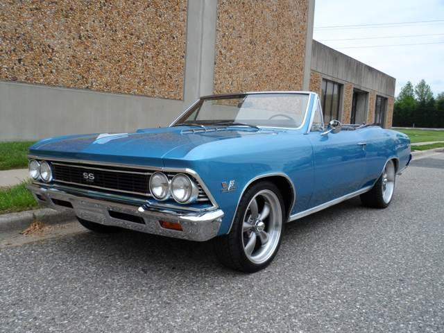 1966 Chevrolet Chevelle | 877615