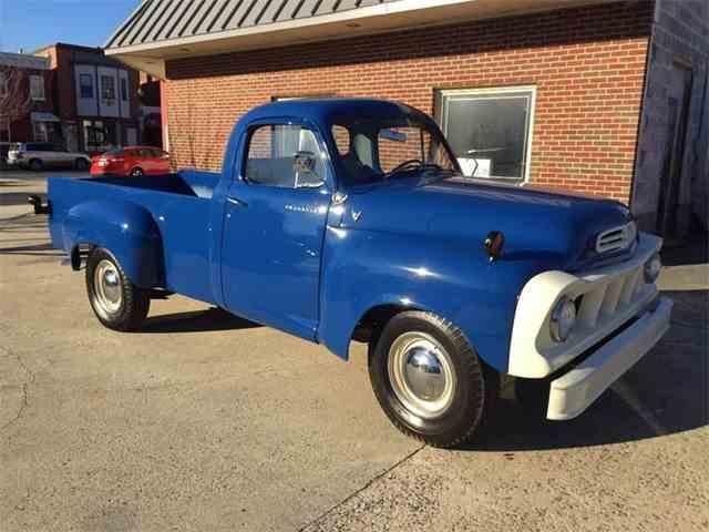 1958 Studebaker Pickup | 877636