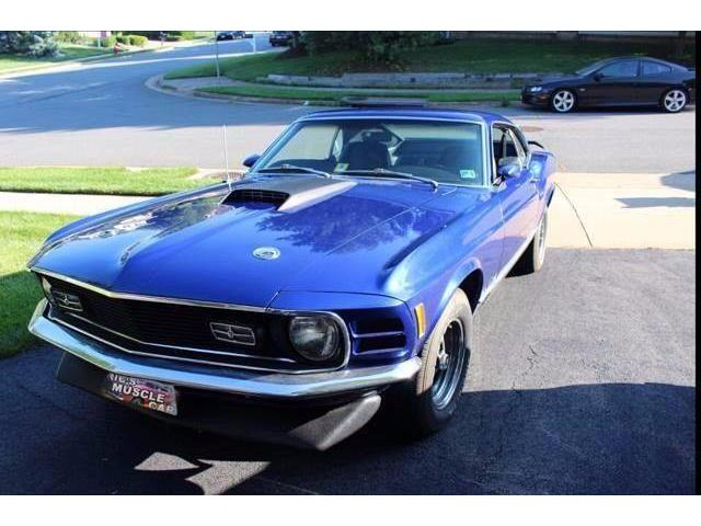 1970 Ford Mustang | 877640