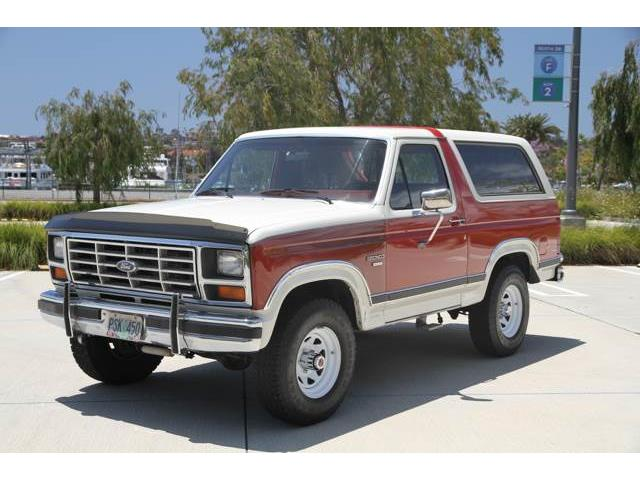 1986 Ford Bronco | 877644
