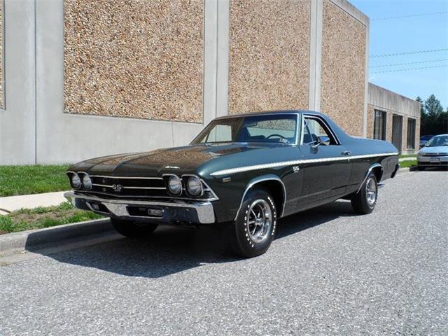 1969 Chevrolet El Camino | 877650