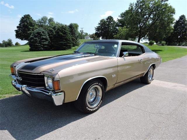 1972 Chevrolet Chevelle | 877654