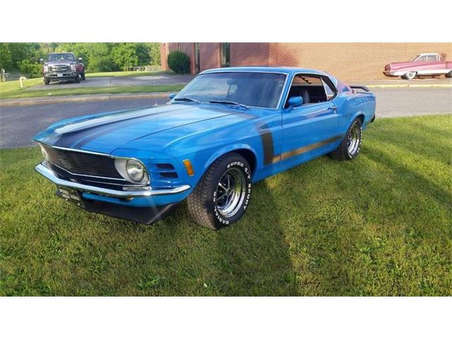1970 Ford Mustang | 877657