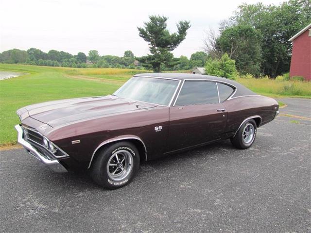 1969 Chevrolet Chevelle | 877660