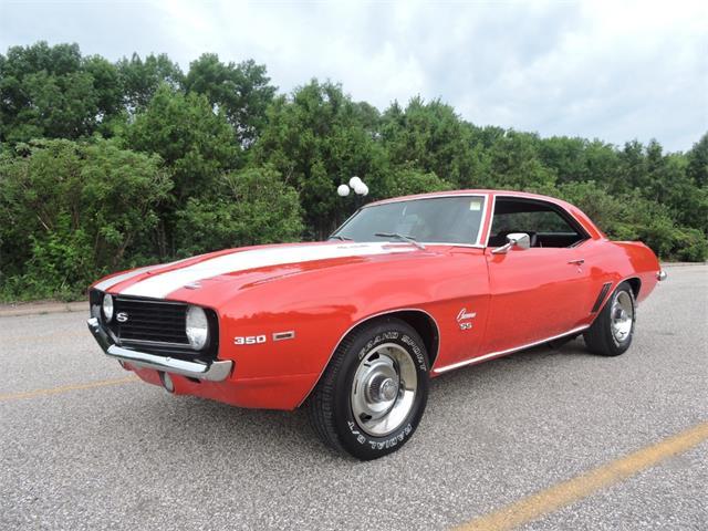 1969 Chevrolet Camaro | 877663
