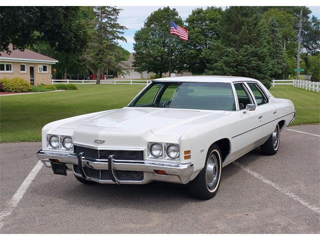 1972 Chevrolet Impala | 877666