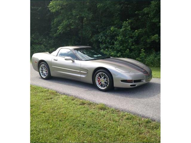 2001 Chevrolet Corvette | 877669