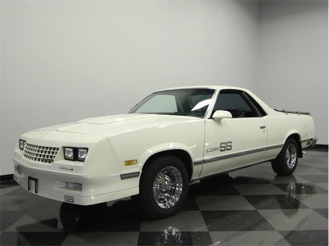 1987 Chevrolet El Camino Choo-Choo SS | 877677