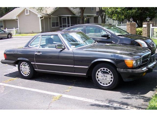 1987 Mercedes-Benz 560SL | 877696