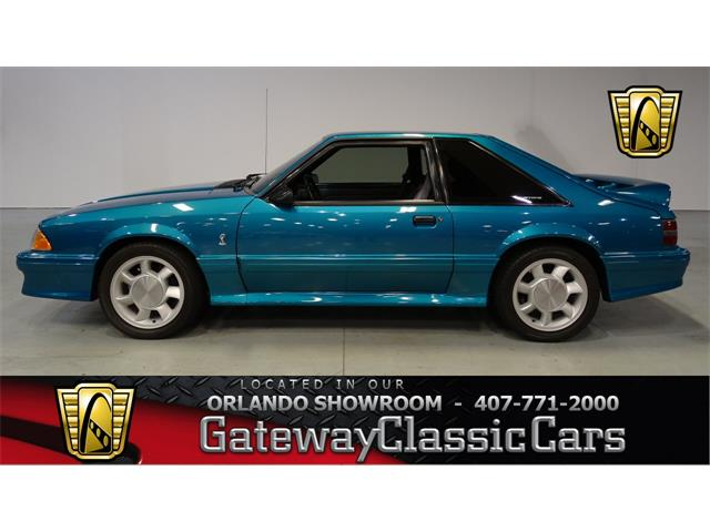 1993 Ford Mustang | 877697