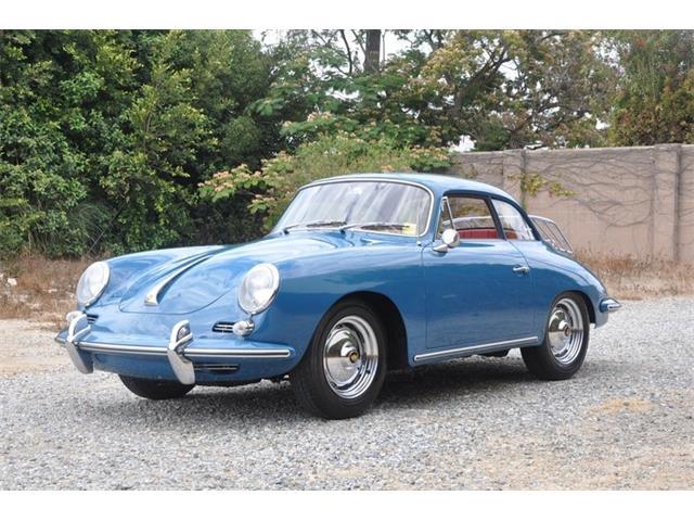 1962 Porsche 356B | 877704