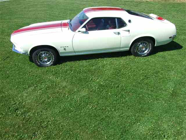 1969 Ford T-5 Fastback | 877707