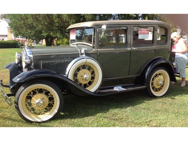 1930 Ford Model A | 877709