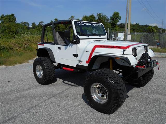 1995 Jeep Wrangler | 877710