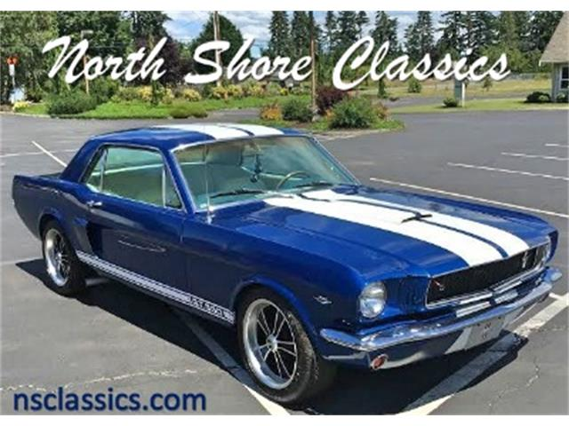 1965 Ford Mustang | 877712