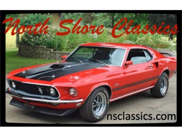 1969 Ford Mustang | 877715