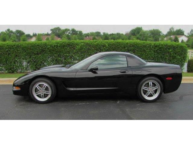 1999 Chevrolet Corvette | 877716