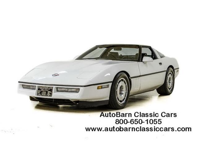 1986 Chevrolet Corvette | 877717