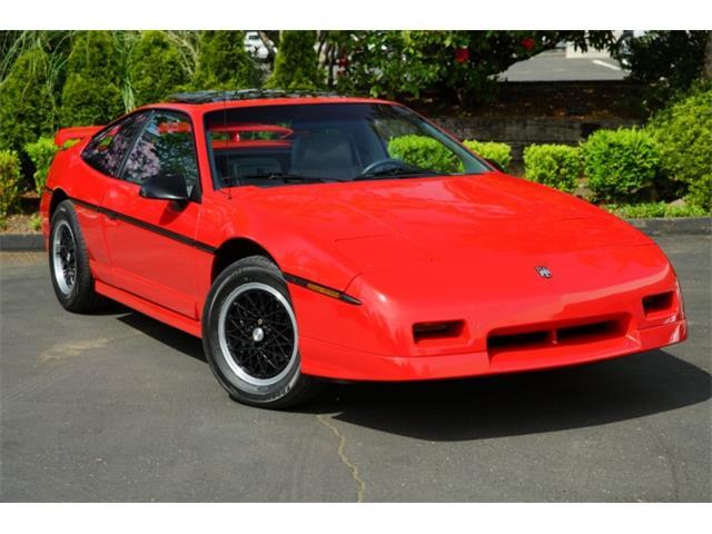 1986 Pontiac Fiero | 877723