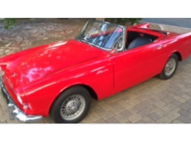 1962 Sunbeam Alpine | 877726