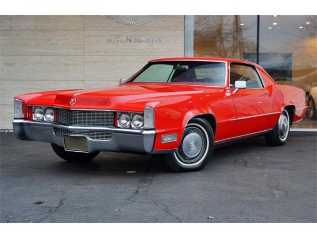 1969 Cadillac Eldorado | 877728