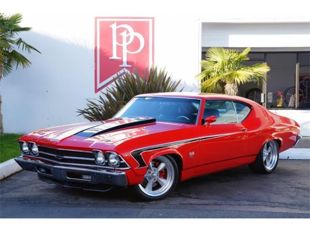 1969 Chevrolet Chevelle | 877729