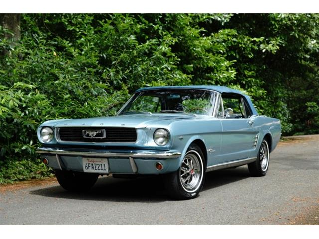 1966 Ford Mustang | 877731