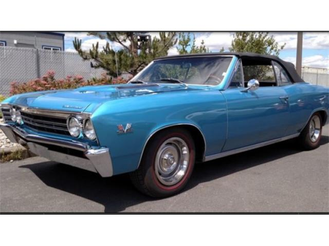 1967 Chevrolet Chevelle | 877737