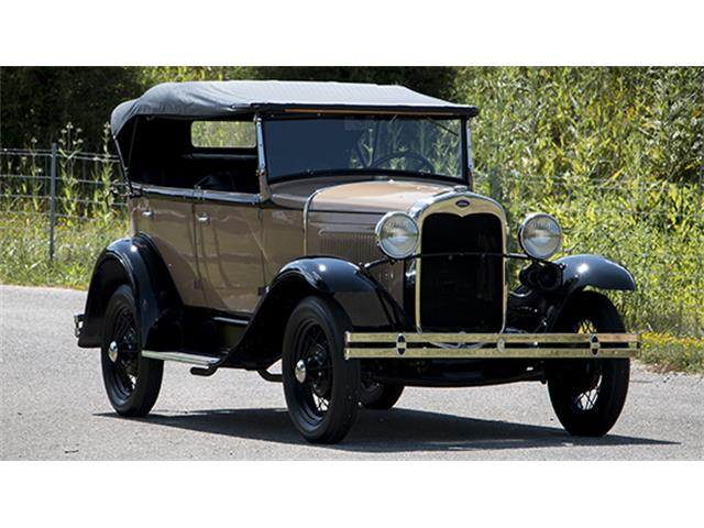 1930 Ford Model A | 877739