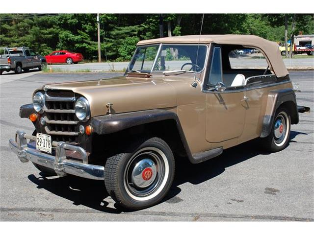 1950 Willys Jeepster | 877742