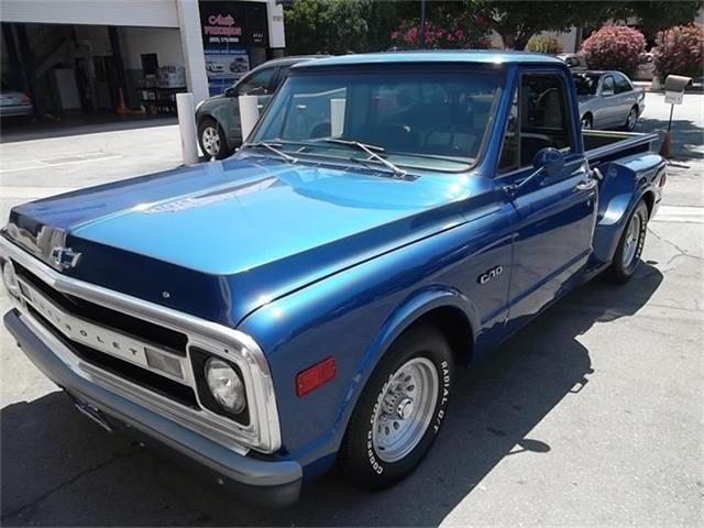 1969 Chevrolet 1/2 Ton Pickup | 877743