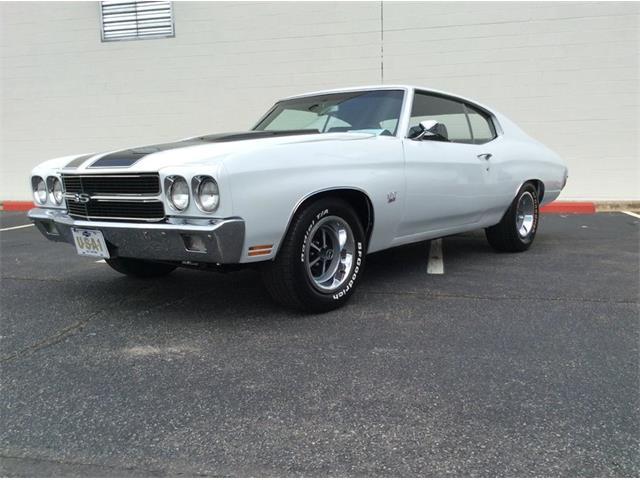 1970 Chevrolet Chevelle SS | 877782