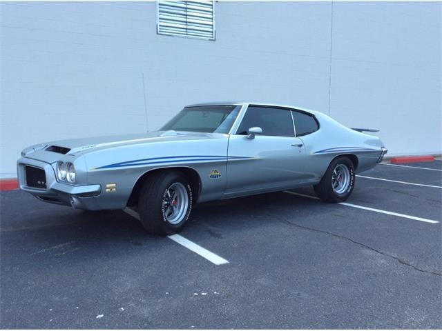 1971 Pontiac GTO | 877783