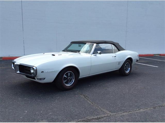 1968 Pontiac Firebird | 877788