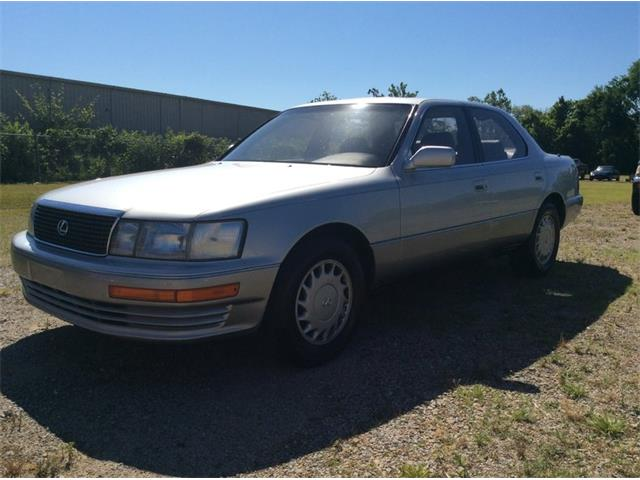 1990 Lexus LS400 | 877791