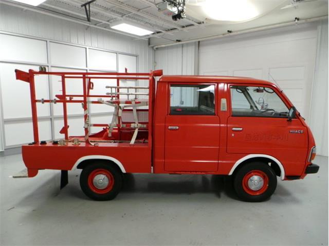 1981 Toyota HIACE FIRETRUCK | 877793