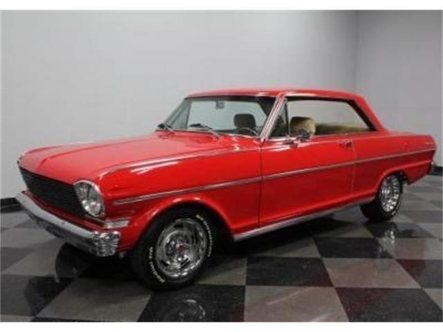 1963 Chevrolet Nova SS | 877796