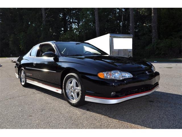2002 Chevrolet Monte Carlo Dale Earnhardt Edition | 877799