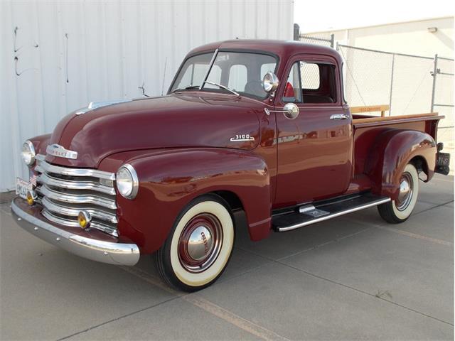 1953 Chevrolet 3100 | 877808