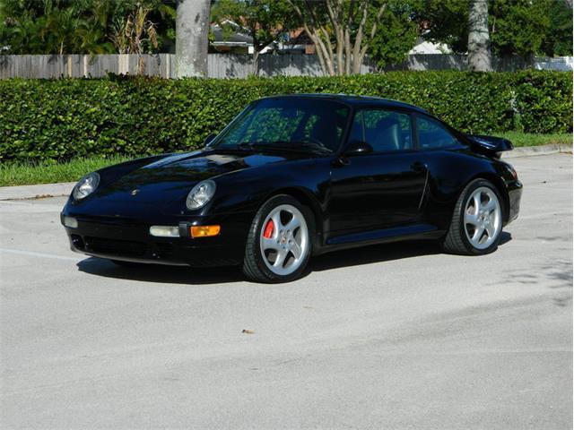 1996 Porsche 993 | 877812