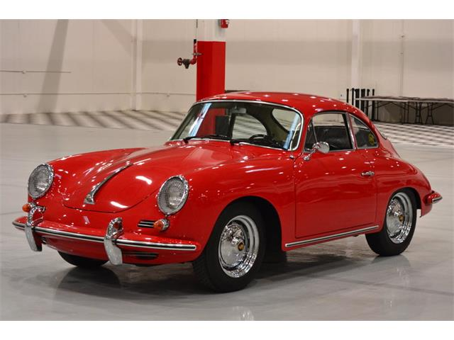 1962 Porsche 356 | 877824