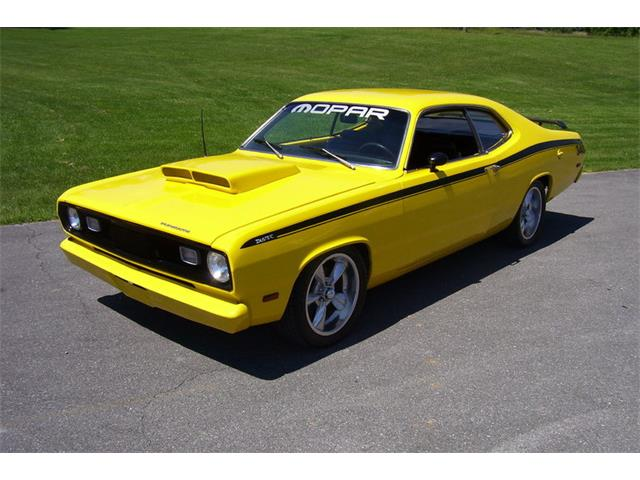 1972 Plymouth Duster | 877839