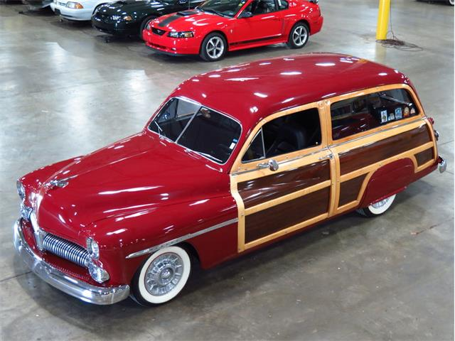 1950 Mercury Woody Wagon | 877842