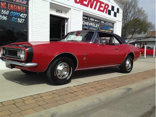 1967 Chevrolet Camaro | 877857