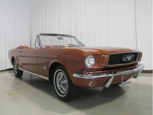 1966 Ford Mustang | 877858