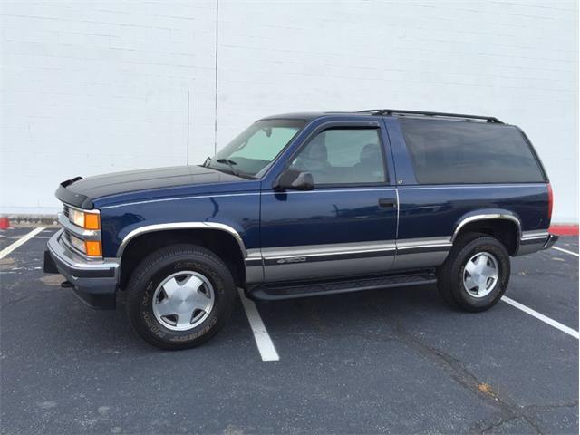 1997 Chevrolet Tahoe | 877862