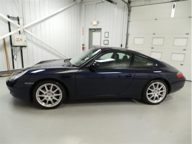 2000 Porsche 911 | 877864