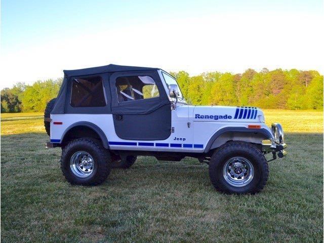 1978 Jeep CJ7 | 877865