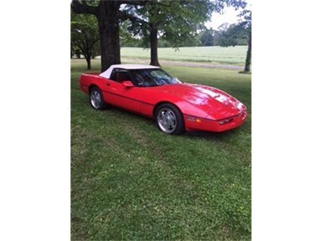 1988 Chevrolet Corvette | 877868