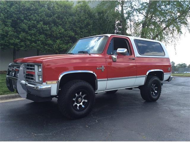 1986 Chevrolet Blazer K5 Silverado | 877872